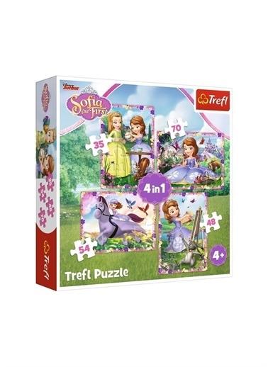 Art Puzzle Art Puzzle Dısney Sofıa S World 4In1 Puzzle Renksiz